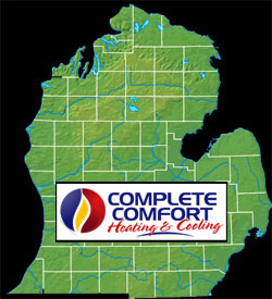 Complete Comfort Heating Cooling Rochester Hills